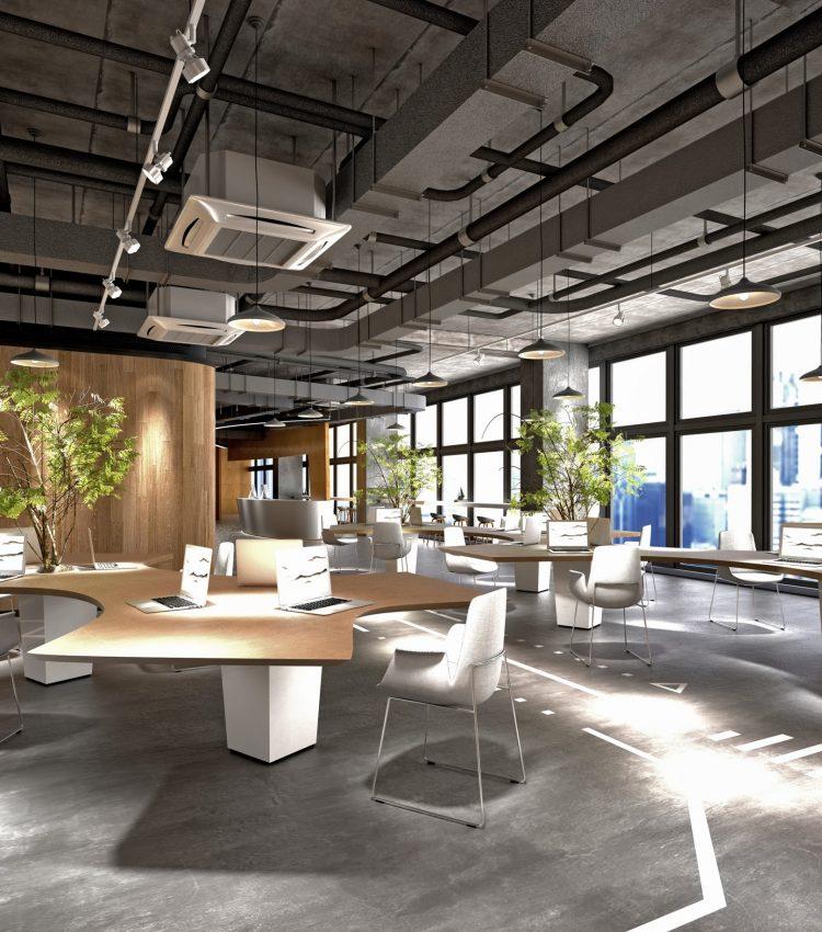 Mobilier de bureaux agencement d'intérieur